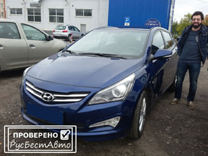 HYUNDAI SOLARIS HATCH